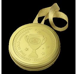 Medalla de Oro Heidel