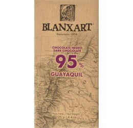 Chocolate Guayaquil 95% Cacao Blanxart