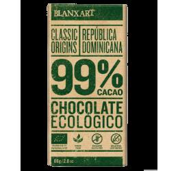 Chocolate República Dominicana 99% Cacao Blanxart